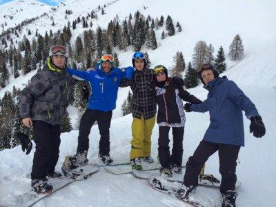 Scuola di Sci Spiazzi Snowboard