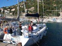 The Giucai cabin cruiser