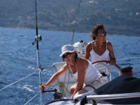 Personalized sailing courses