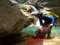 Canyoning Dora Baltea