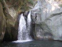 Canyoning Sirdar Aventure