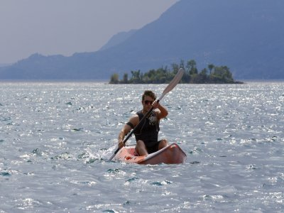 Easykite Surfing Lab a.s.d Kayak