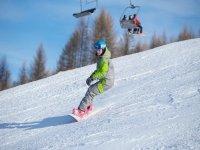 Lo snowboard che passione