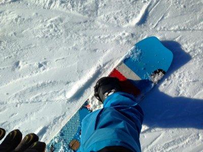 Scuola Sci Pizzo Tre Signori Snowboard
