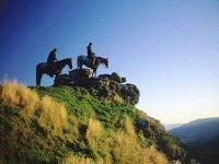 Ispelerpes Trekking a cavallo