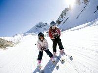 In due sugli sci