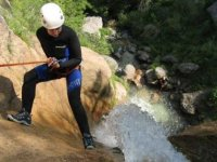 Canyoning in Liguria