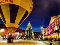 Ballooning in Aosta