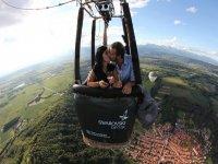 Brindisi at high altitude