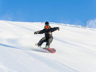 Scuola di sci Monte Marca Bielmonte Snowboard