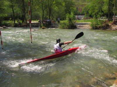 Pollino Rafting Kayak