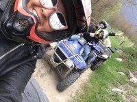 Sui quad in escursione