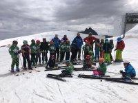 I piccoli dello snowcamp