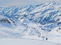 L'Alpe di Mera innevata