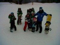 Snowboard anche per i più piccoli