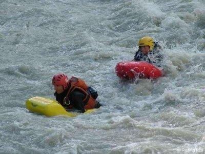 Rafting h2o Valle d'Aosta Hydrospeed