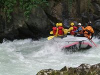 Rafting descents