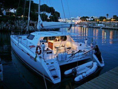 Catamaran Ibiza Noleggio Barche