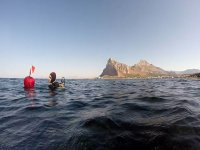 Diving in San Vito