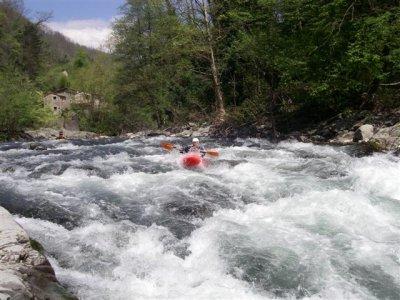 Rafting h2o Toscana Kayak