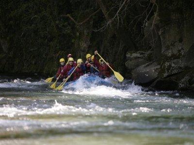 Rafting h2o Toscana Rafting