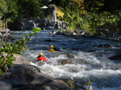 Rafting H2O Toscana