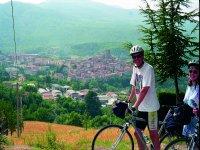 In bici sul Monte Amiiata