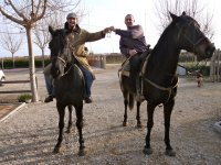 Un brindisi a cavallo