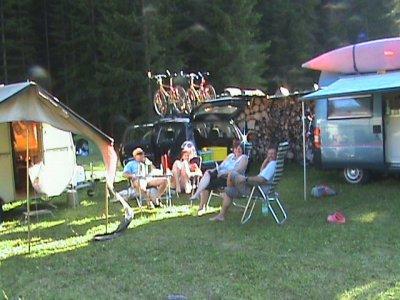 Camping Park Sappada