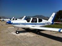 Flight in Sicily Sicily