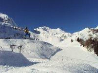 Le nostre piste sullo snowboard