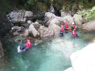 Trentino Climb Canyoning