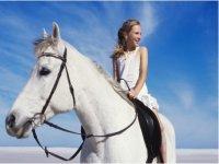 A cavallo in Puglia