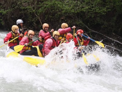 Week-end in Umbria quad+rafting