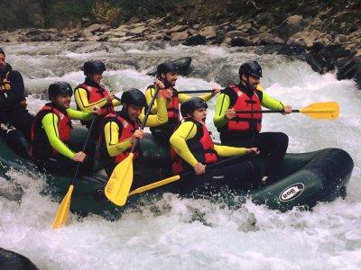 Rafting Classic in Garfagnana (1,5h)