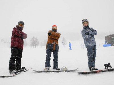 Scuola Sci Via Lattea Snowboard