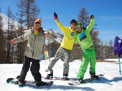 Yes School Snowboard