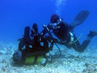 Diving courses in Messina