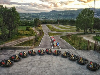 Karting in provincia di Benevento doppio turno