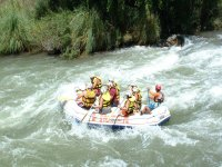 Rafting Grand Canyon (3h), Fiume Lao