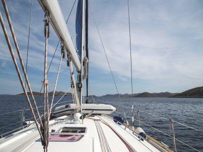 Corso di vela nel weekend in Liguria