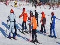 The ski group