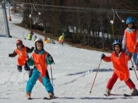 Small skiers