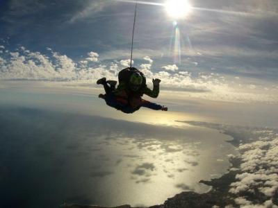 Paracadutismo avio Rinaura con video e foto 1 ora