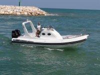 dinghy 10 mt x 18 pax