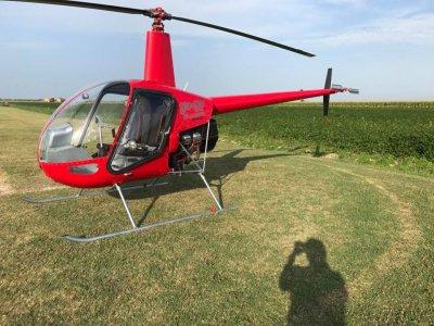 Università del VDS Volo Elicottero