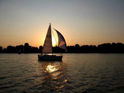 Weekend in barca a vela Liguria ad Agosto