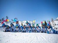 La nostra squadra di maestri di sci e snowboard