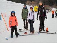 Sullo snowboard per vivere le Dolomiti