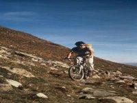 Mountainbike in Valle Stura